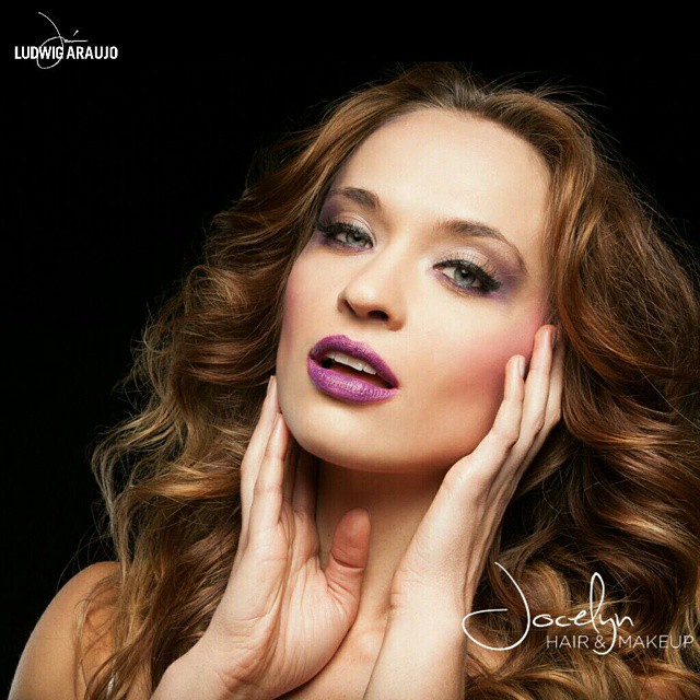 Female model photo shoot of Jocelyn Hair and Makeup in NJ