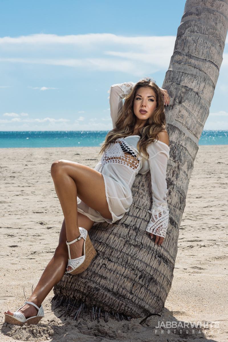 Male and Female model photo shoot of Jabbar White Photo and Mandii Diaz