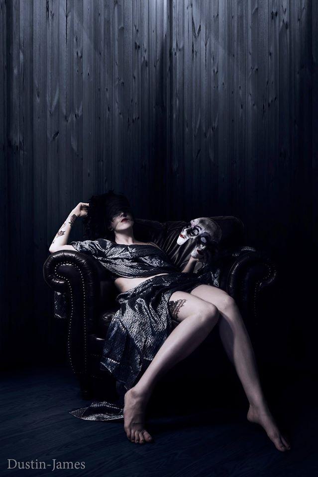 Female model photo shoot of Jenna Monnster in San Bernardino, CA
