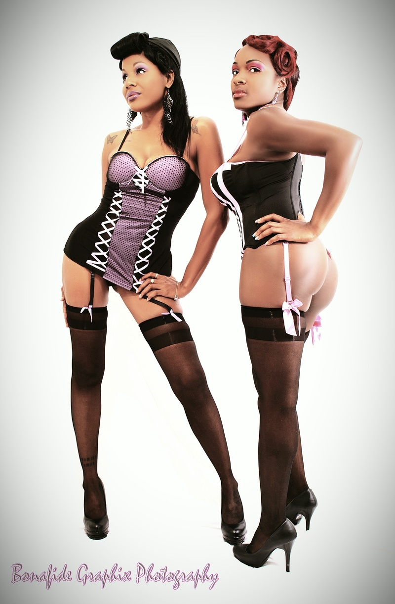 Male and Female model photo shoot of BONAFIDE GRAPHIX LLC and Princess Atina