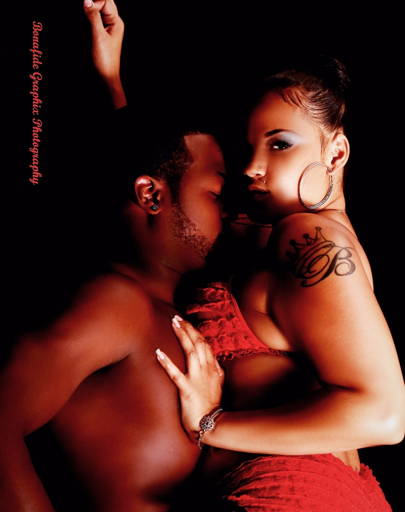 Male and Female model photo shoot of BONAFIDE GRAPHIX LLC and Honey_30