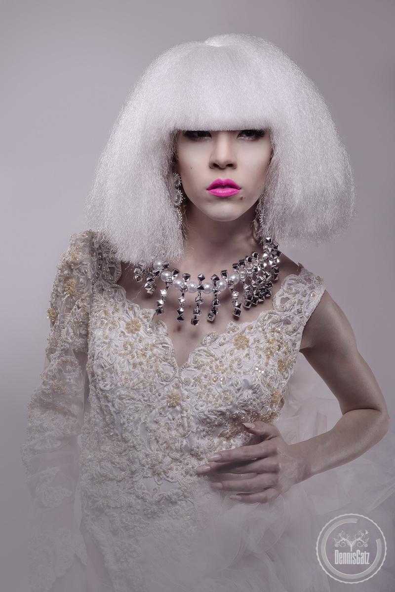 Female model photo shoot of NYLA Couture in Kansas City, MO