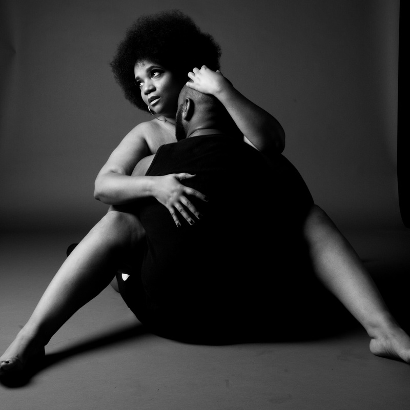 Female model photo shoot of Msmarvell in Atlanta,  GA