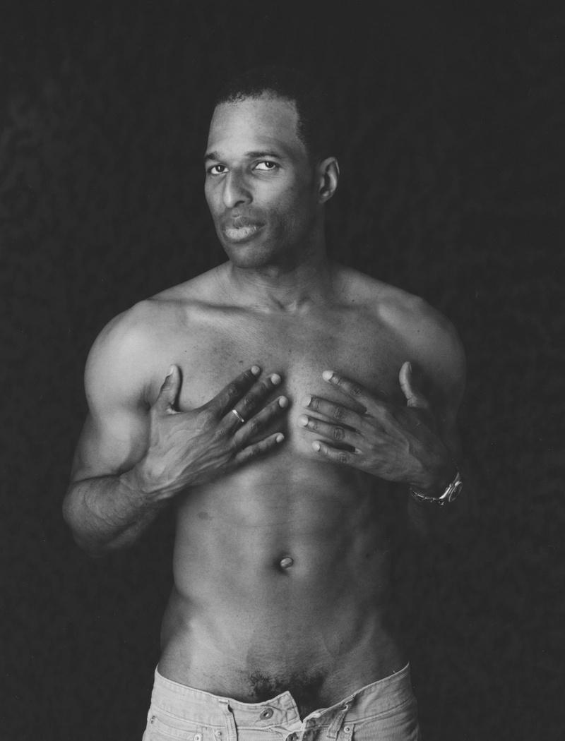 Male model photo shoot of Glen Alan Mitchell in Miami