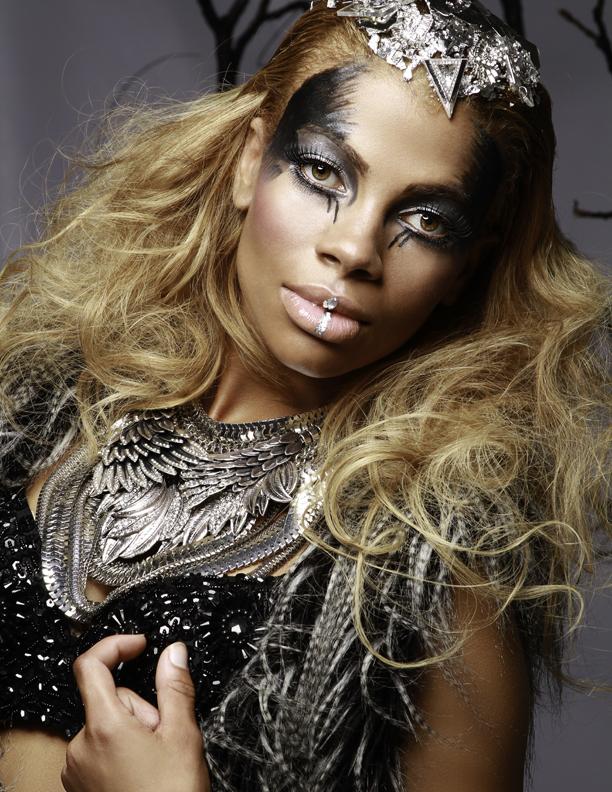 Female model photo shoot of Vanessa VonRouge