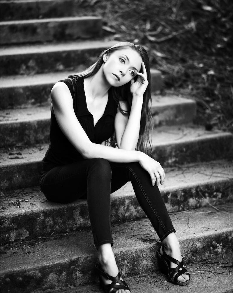 Female model photo shoot of Nadia Pfeiffer