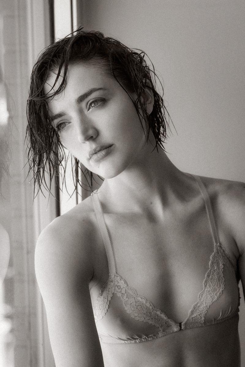 Male model photo shoot of Luettke Studio in NYC