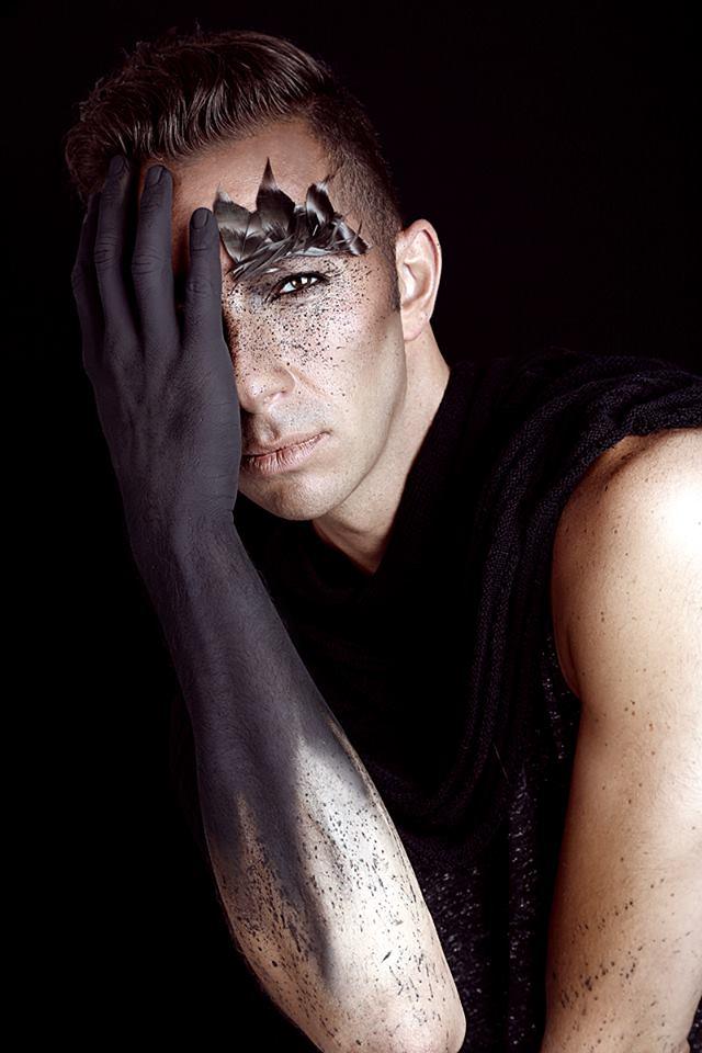 Male model photo shoot of Arji