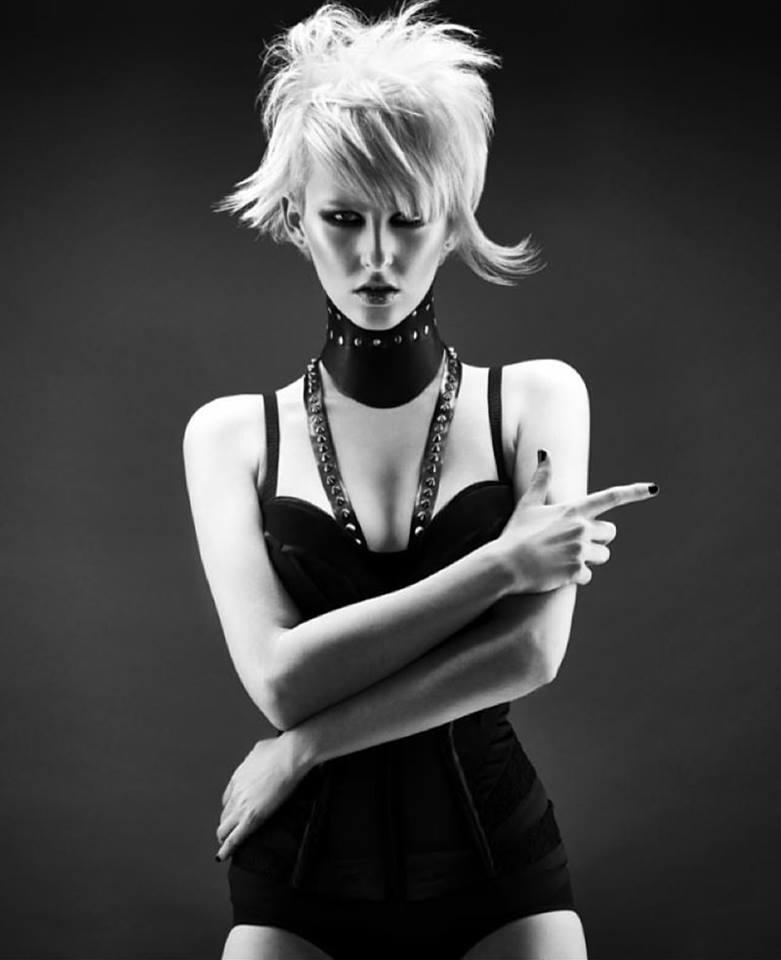 Female model photo shoot of Amber Tutton