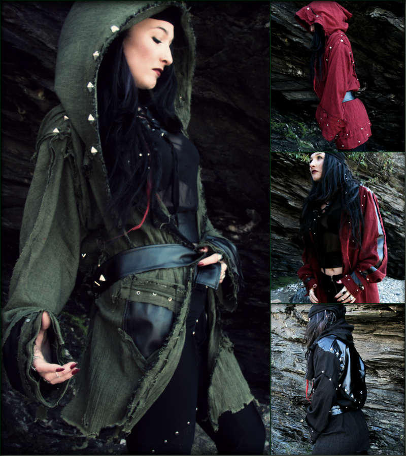 0 model photo shoot of Breakin Chains
