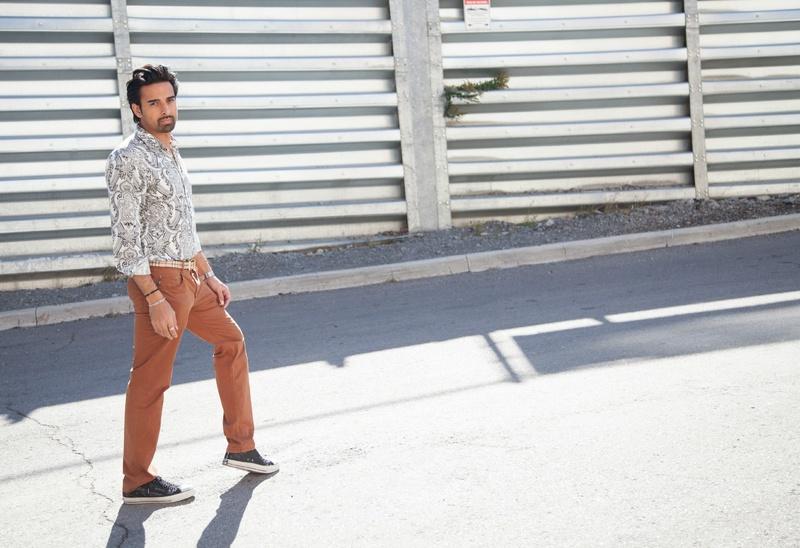 Male model photo shoot of Ranveer by Adrian Stanwell in Toronto