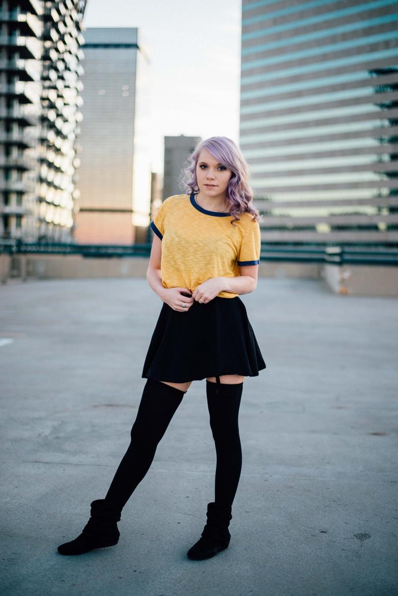 Female model photo shoot of Morgan Harris