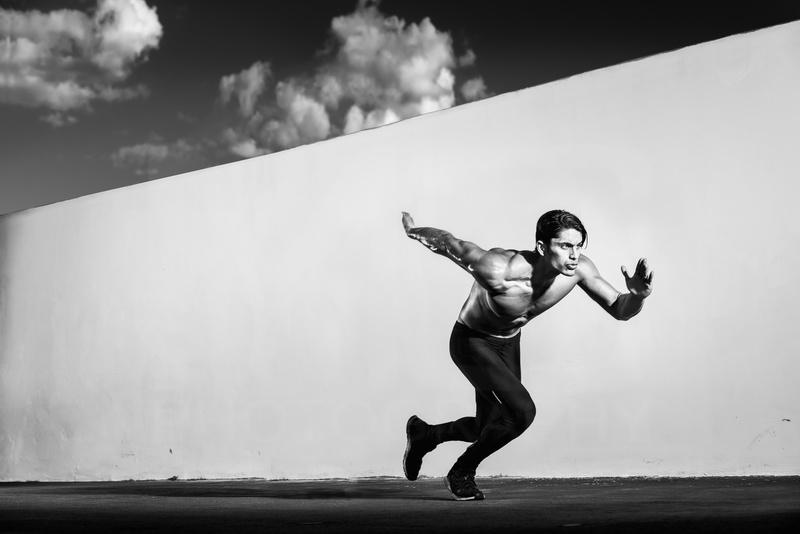 Male model photo shoot of Mike Svoboda Photograph