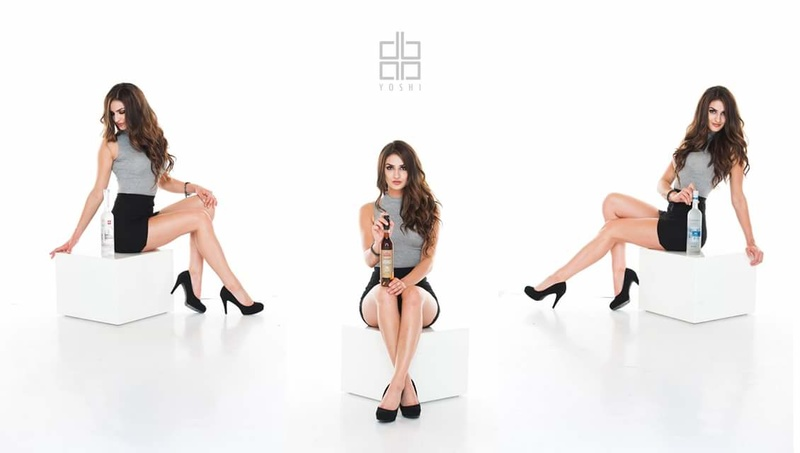 Female model photo shoot of angelinaaq in Fish & Soda