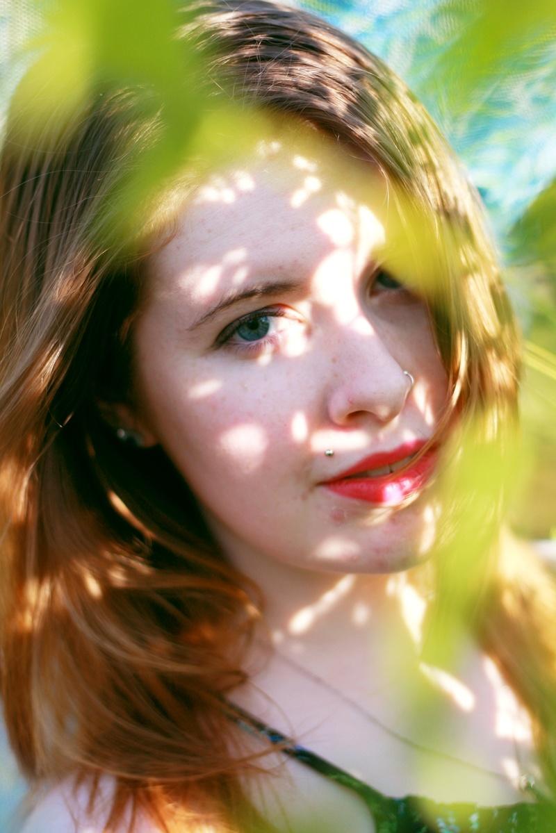 Female model photo shoot of Melissa_Bee