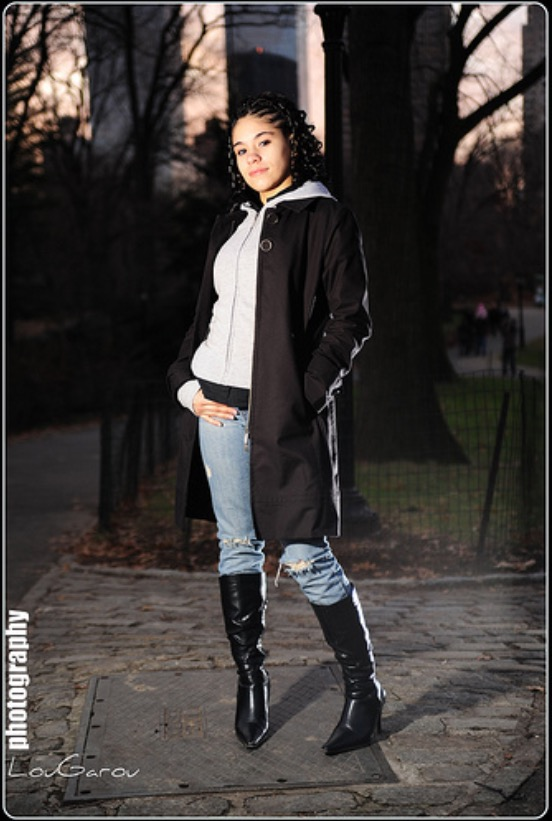 Female model photo shoot of Patsy_87 by MAD ART STUDIO in NYC Central Park