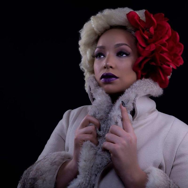 Female model photo shoot of Sharli B Artistry in Irving, TX