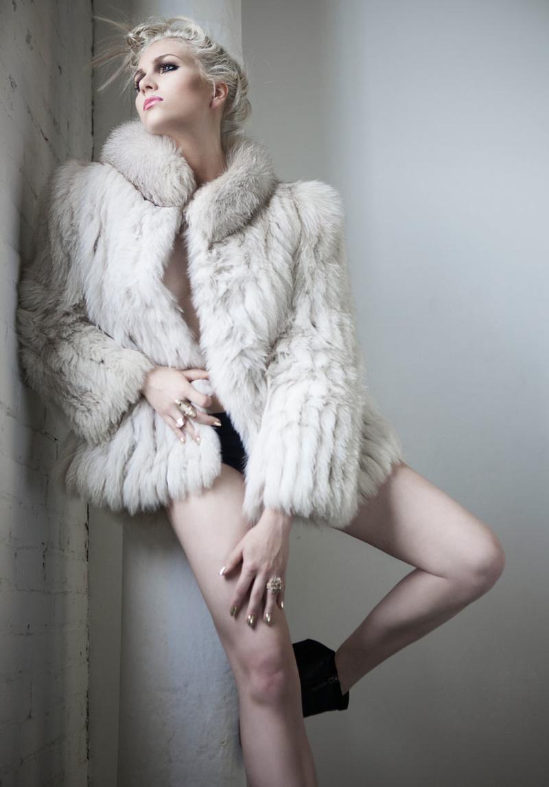 Female model photo shoot of Adora Tokyo