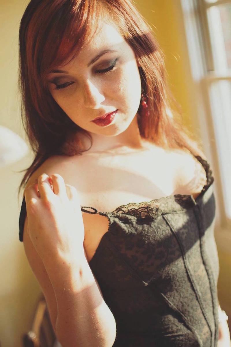Female model photo shoot of Megan Hawthorne by Joe B Images