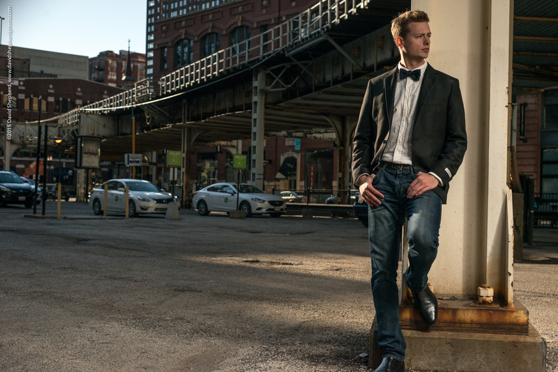 Male model photo shoot of Tyler Ellis