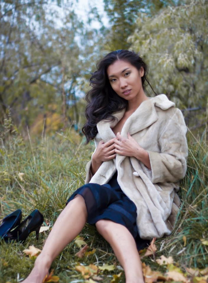 Female model photo shoot of superkittynyc
