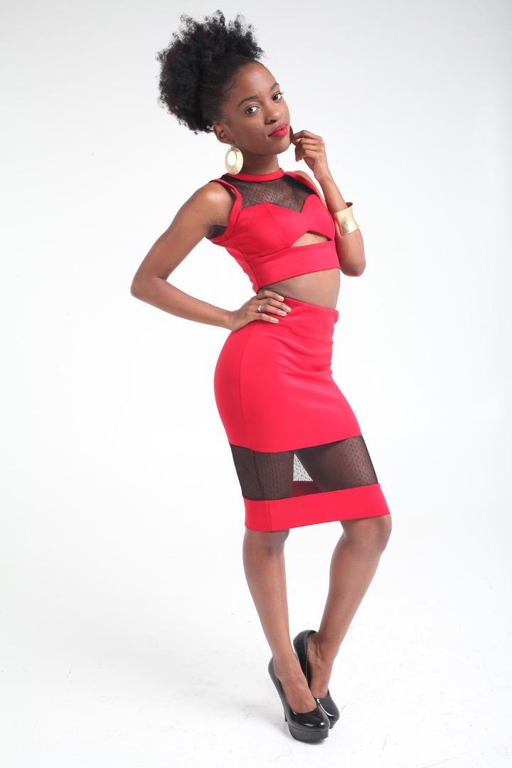 Female model photo shoot of naefolarin