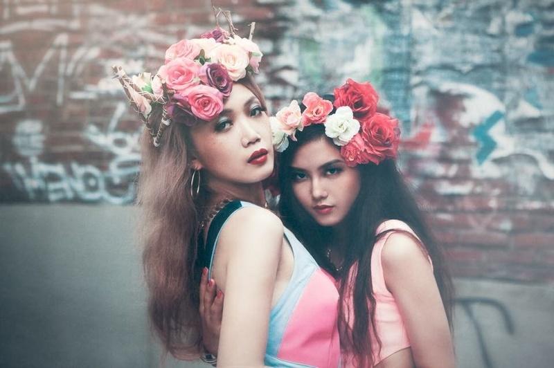 Female model photo shoot of Natalia Che