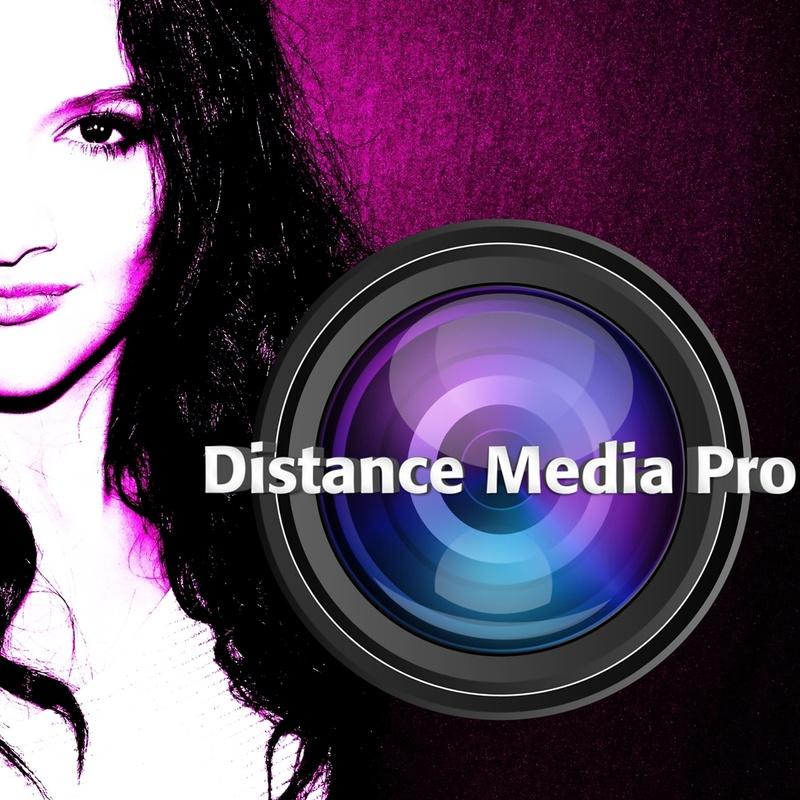 0 model photo shoot of Distance Media Pro