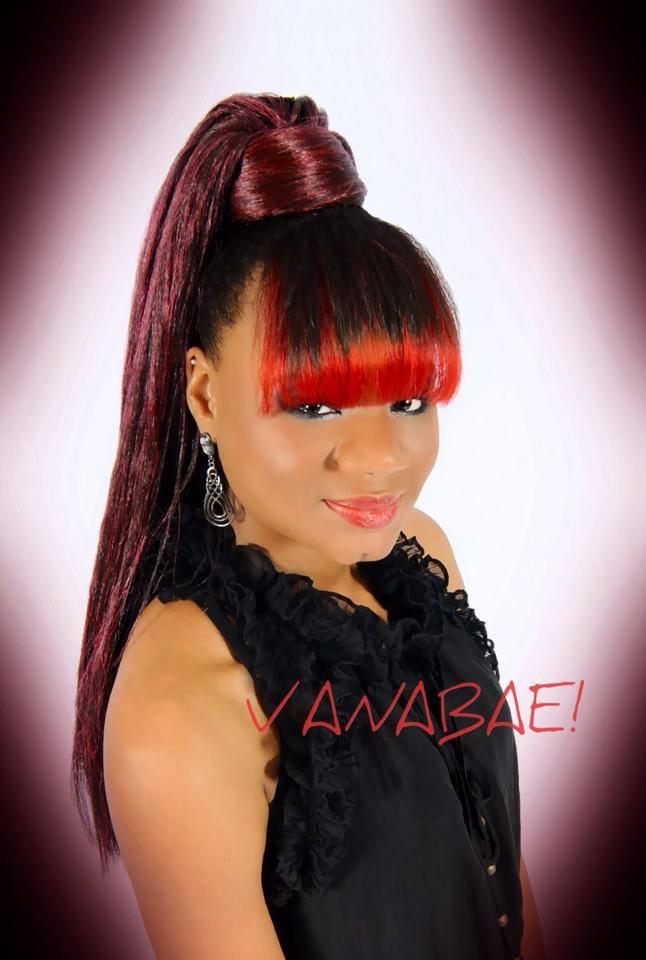 Female model photo shoot of YaYaQuez