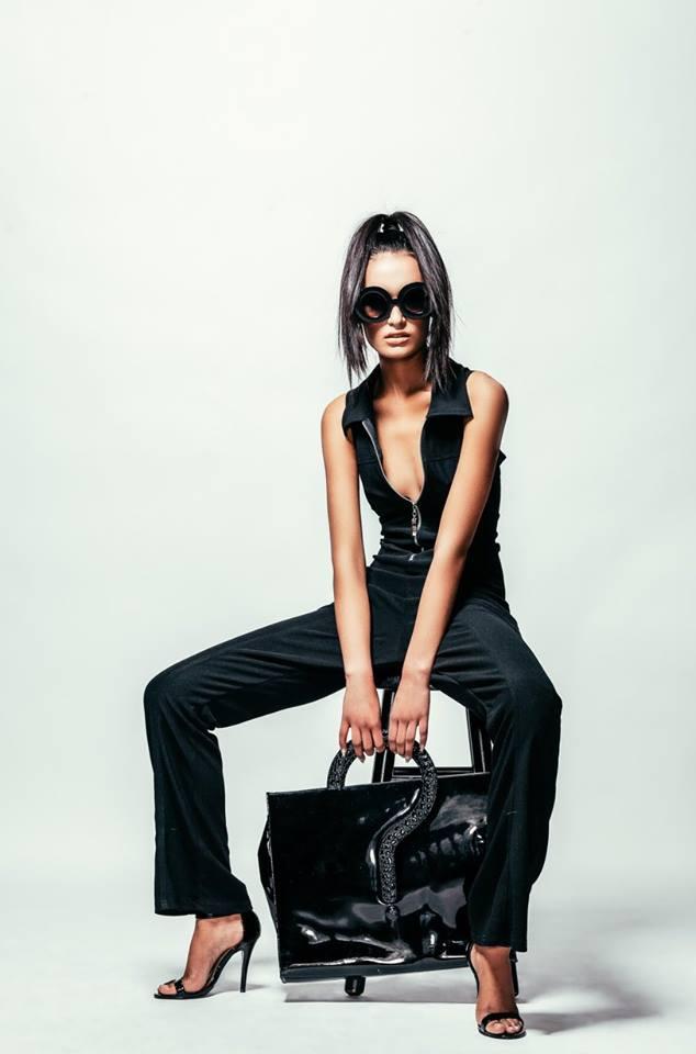 Female model photo shoot of Morgan Powell stylist in MilaandFire.com