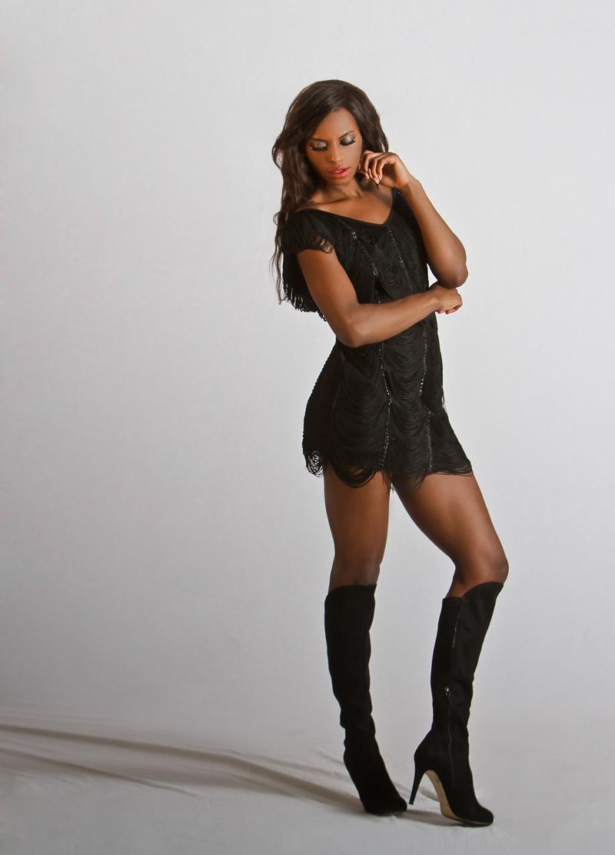 Female model photo shoot of TalishaLee