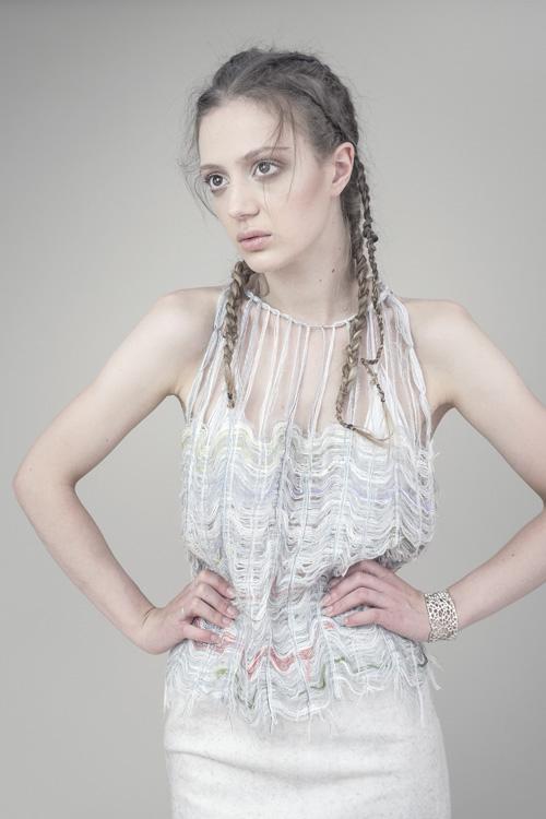 Female model photo shoot of Hellen van Rees