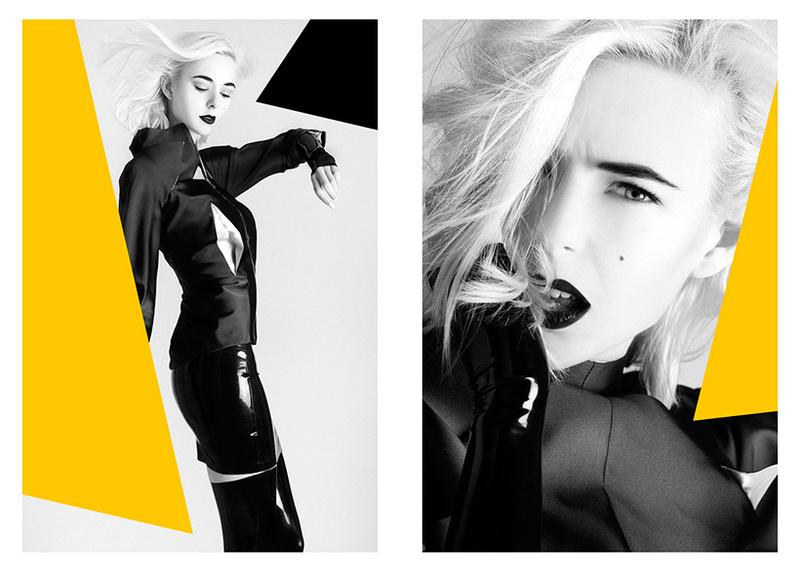 Female model photo shoot of Jaqueline Vanek