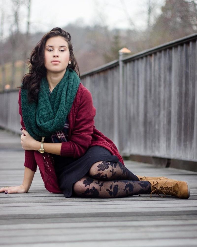 Female model photo shoot of Janexierivera