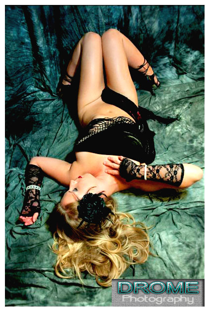 Female model photo shoot of Dru_Lorraine