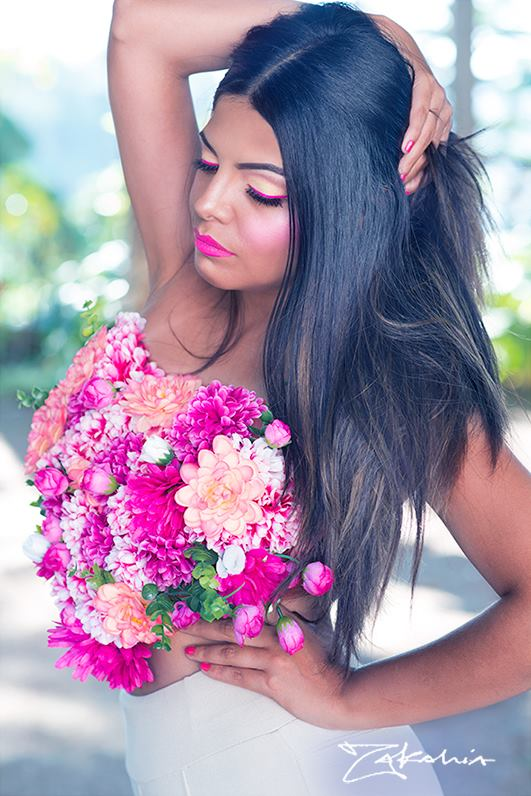 Female model photo shoot of Jael Torbay