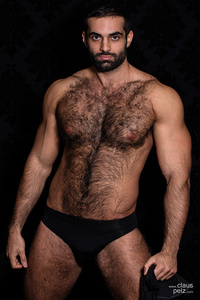 Chested italian studs Hairy