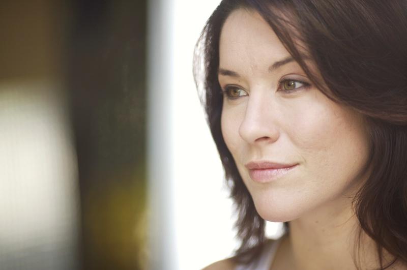 Female model photo shoot of Sarah Howard by Lenny