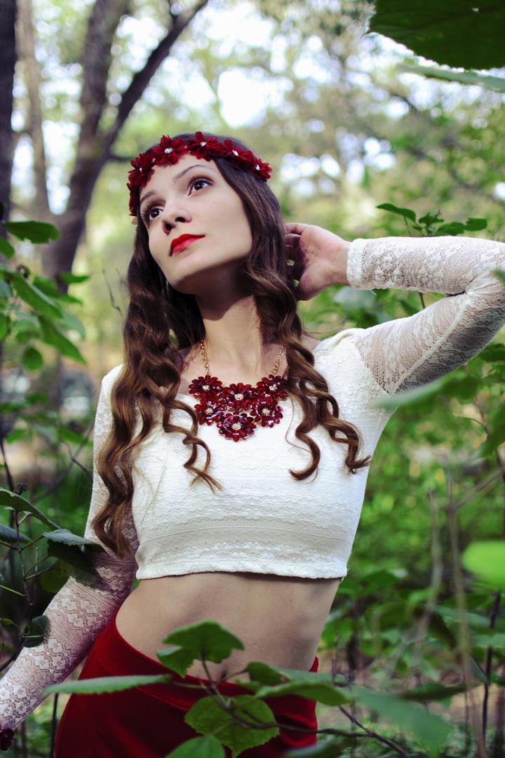 Female model photo shoot of RileyKathleen and Kristina Sacramento