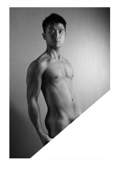 Male model photo shoot of David Chou