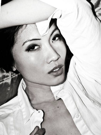 Female model photo shoot of superkittynyc by K Z Studio NewYork
