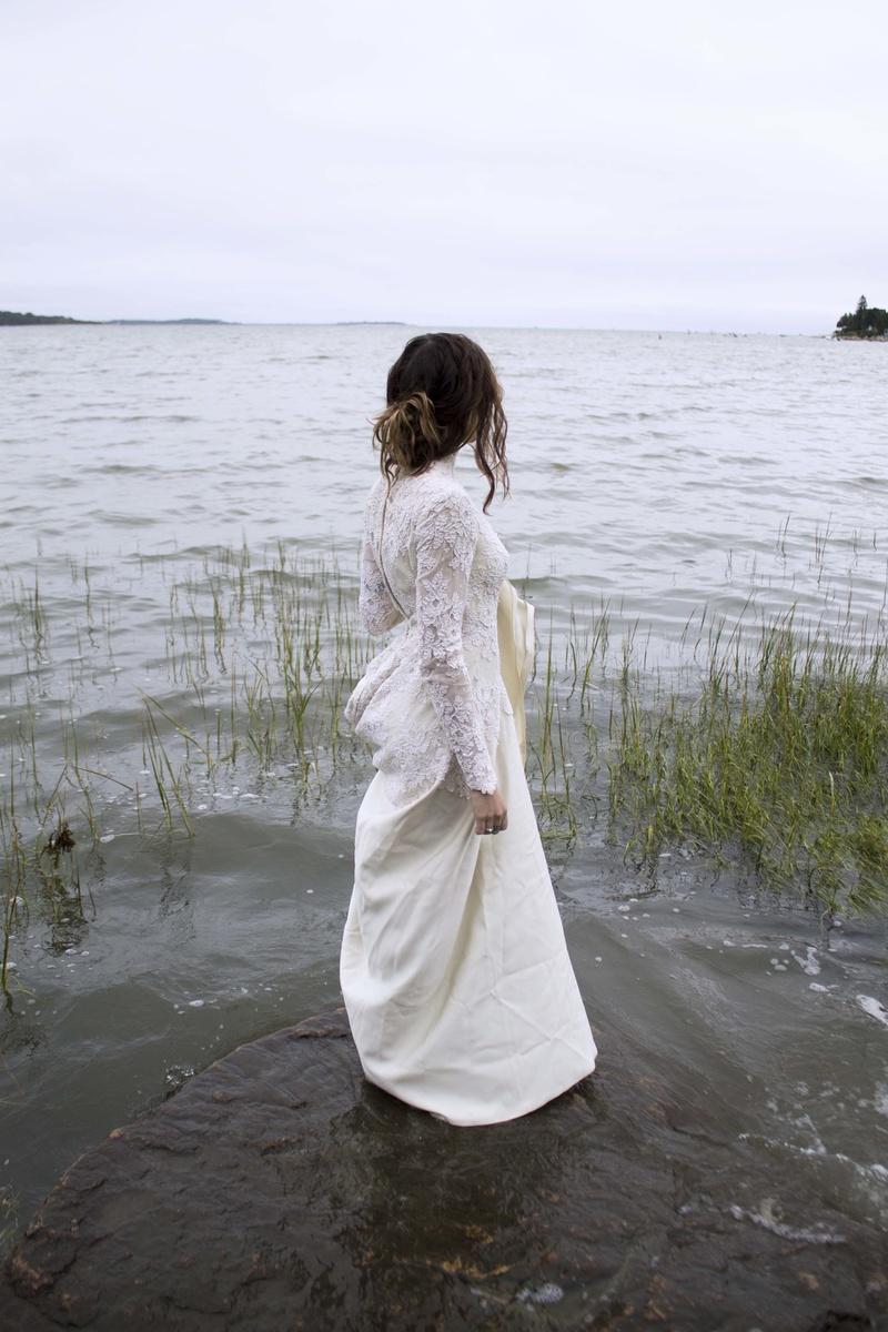 Female model photo shoot of Midnight Photograph