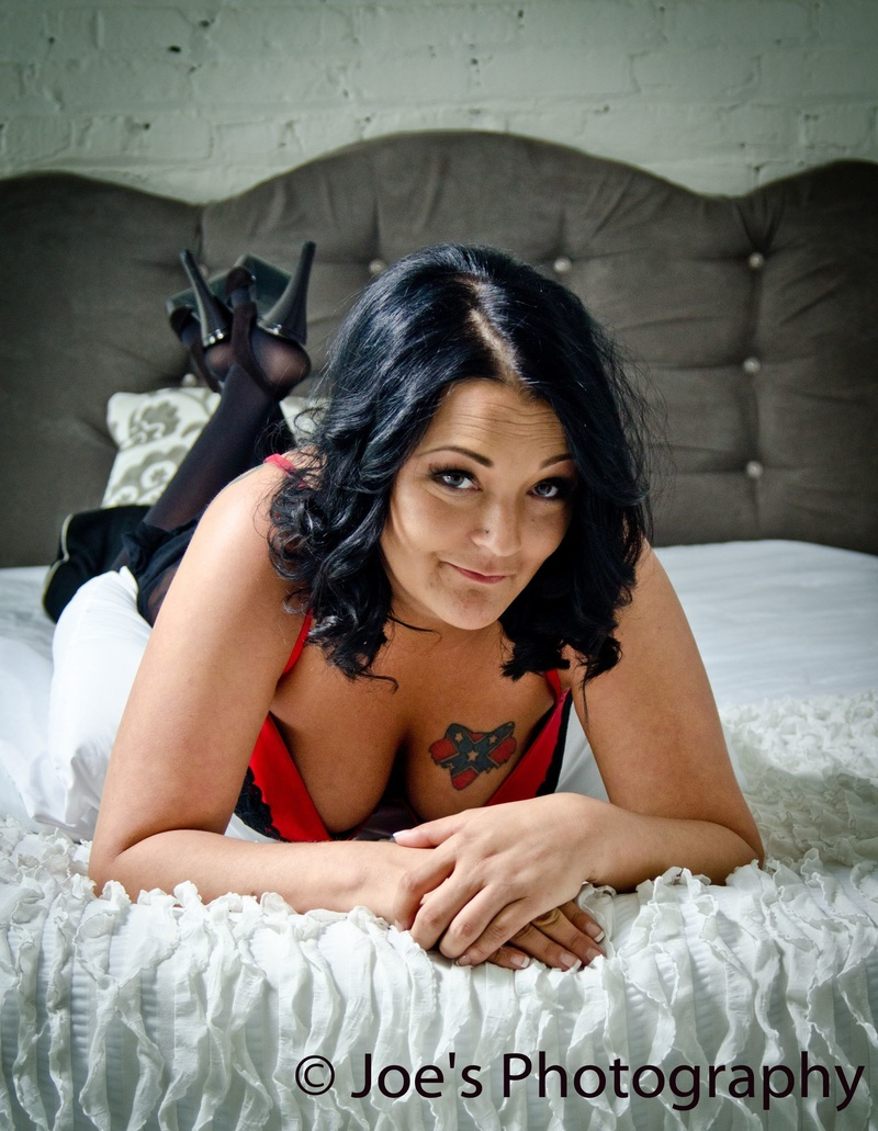 Female model photo shoot of jenny_lynch69 in Bay city mi