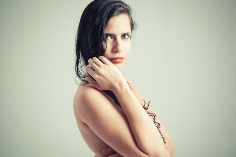Female model photo shoot of Mademoiselle M by Joao Lima