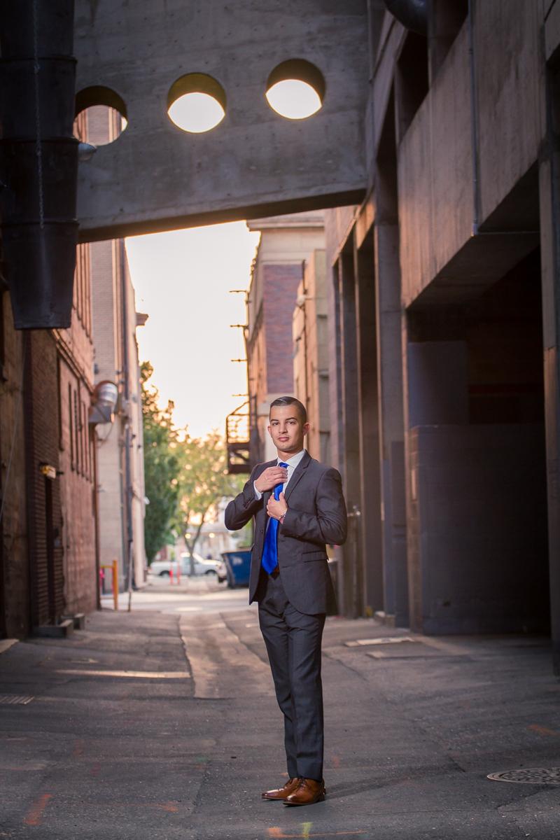 Male model photo shoot of Aaron Kunz Media in Boise, Idaho