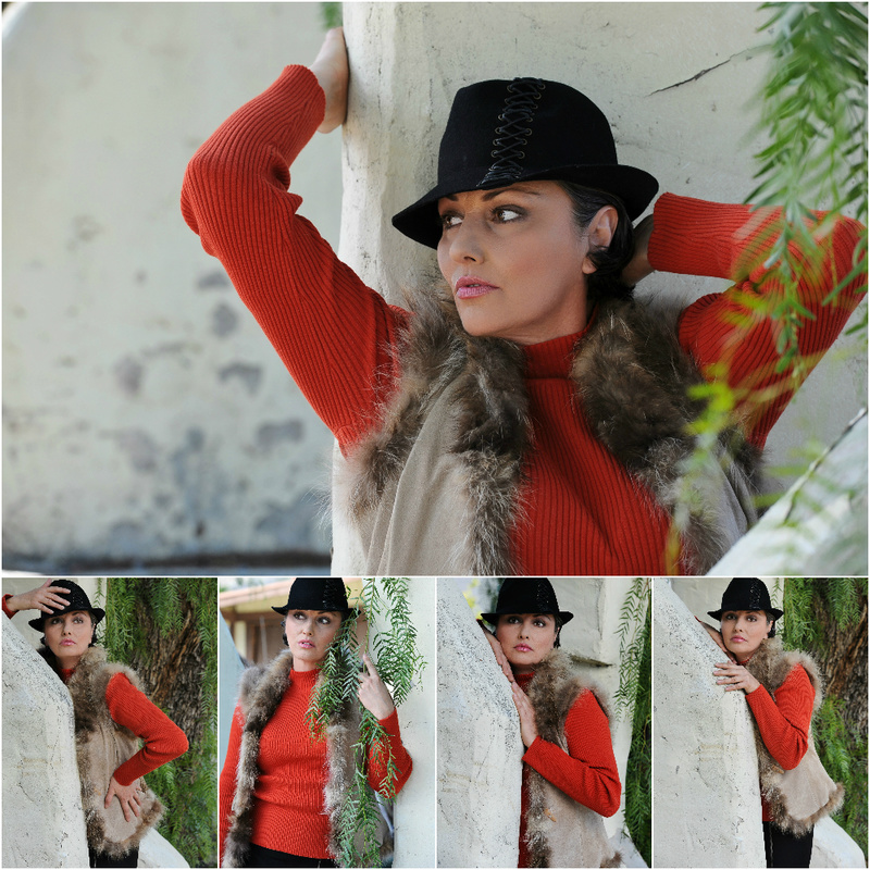 Female model photo shoot of Jean Marshall  by COURTNeY BARRON in Lake Elsinore, Ca