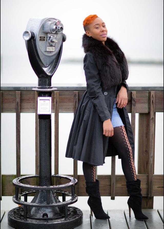 Female model photo shoot of JALESA