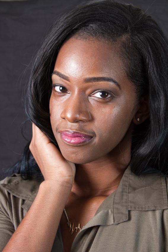 Female model photo shoot of Chikaodili Nwokedi by M VanB Photography