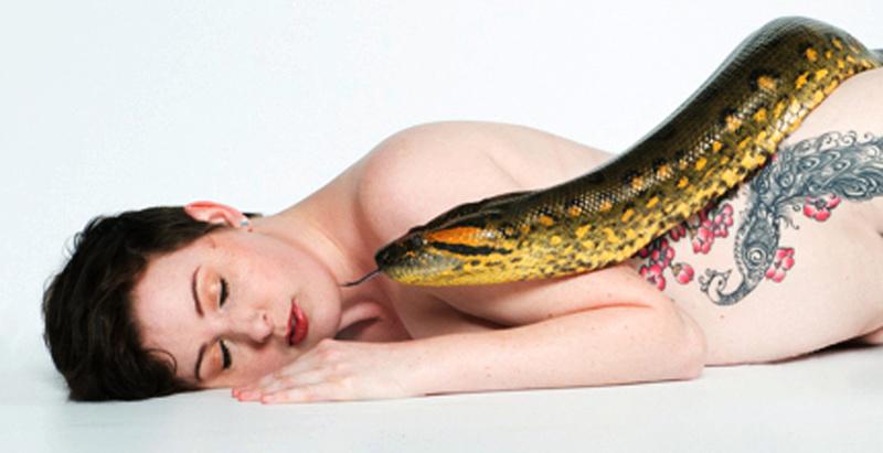 Female model photo shoot of The Drugs LIke Me
