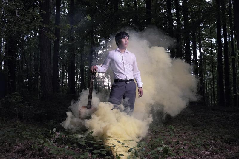 Male model photo shoot of longwerks